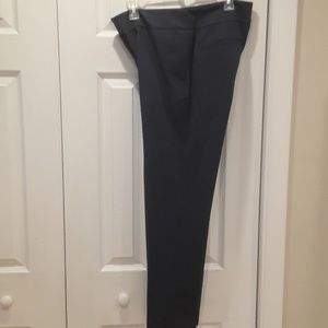 Loft Outlet Modern Skinny Ankle Pants Slacks 6